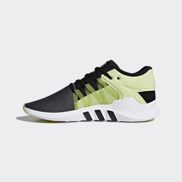 huge inventory 72f71 75228 EQT Racing ADV Shoes Grey   Semi Frozen Yellow   Core Black CQ2159