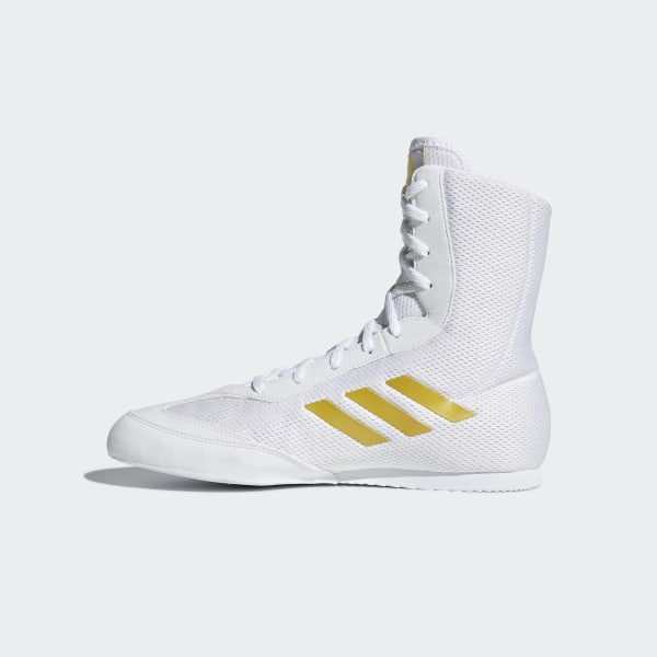 the best attitude 9b4ab d308b Box Hog Plus Shoes Ftwr WhiteMatte GoldFtwr White DA9899