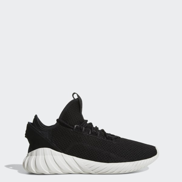 85d553e993f Tubular Doom Sock Shoes Core Black   Core Black   Crystal White BY3563