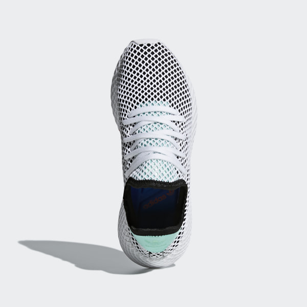 reputable site 355f7 73107 Deerupt Runner Shoes Core Black  Easy Green  Cloud White B28076