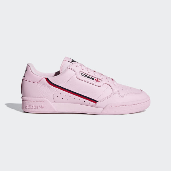 online store ef264 e0161 Continental 80 Shoes Clear Pink   Scarlet   Collegiate Navy B41679