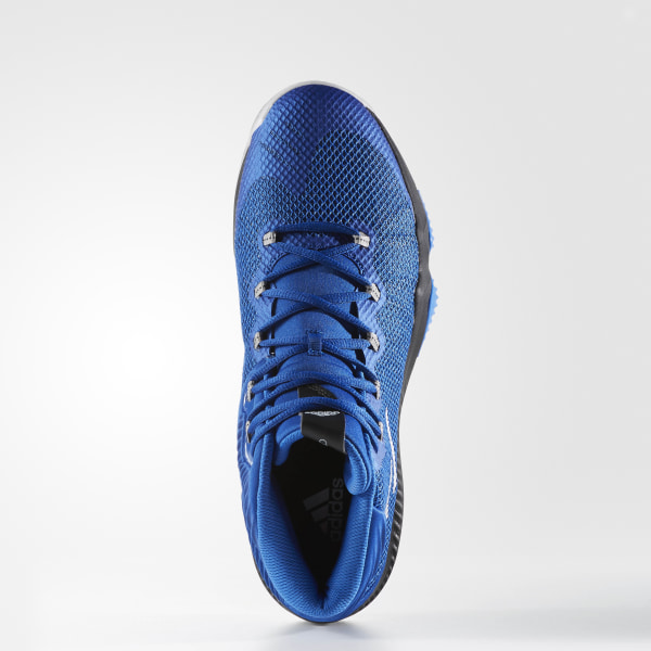 90a652c8ecd7 Crazy Hustle Shoes Collegiate Royal   Silver Metallic   Blue BB8341