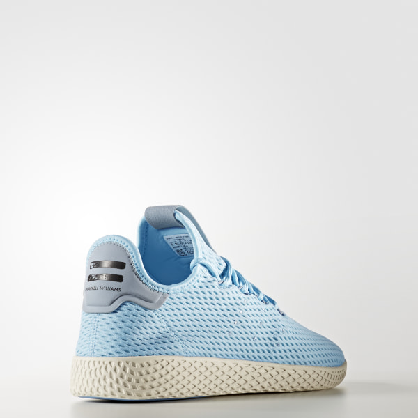 d96dda75c Pharrell Williams Tennis Hu Shoes Turquoise   Ice Blue   Tactile Blue CP9764