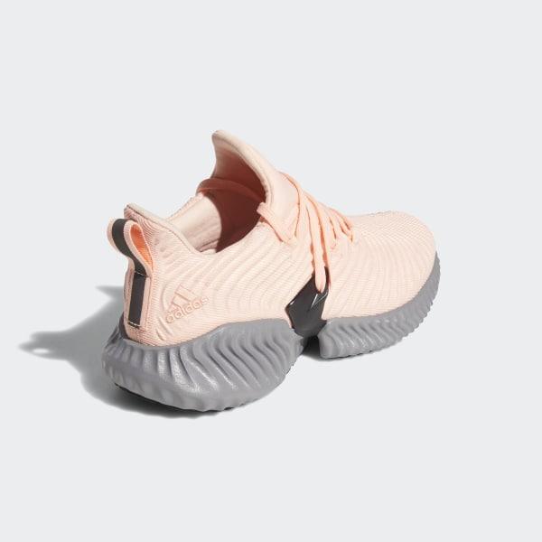 7e7f334d0be9e Alphabounce Instinct Shoes Clear Orange   Silver Metallic   Grey Three  CG5591