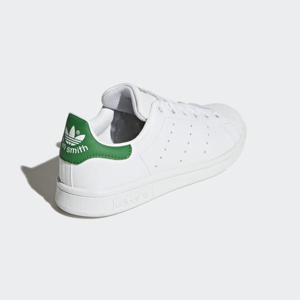 new arrival 06cc9 0ab67 Scarpe Stan Smith Footwear White   Green   Green M20605