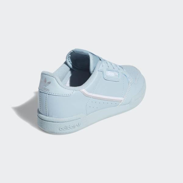 fa701eb68b1 Continental 80 Shoes Ash Grey   Silver Metallic   Cloud White EE4360