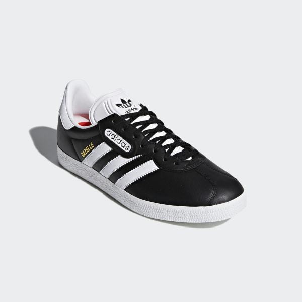 innovative design ea1e7 aed2b Scarpe World Cup Gazelle Super Essential Core BlackFtwr WhiteCrystal  White CQ2794