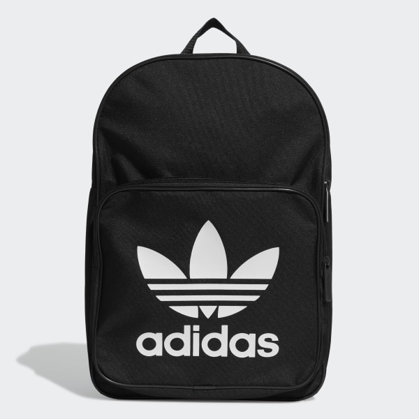 b335a442af76 adidas Trefoil Backpack - Black