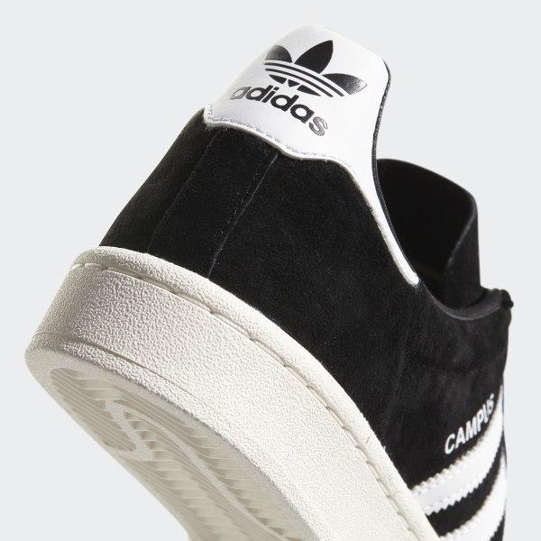 2e2ab3690b2 Campus Shoes Core Black Footwear White Chalk White BZ0084