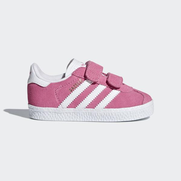 half off 00b79 700fd Gazelle CF Shoes Semi Solar Pink  Cloud White  Semi Solar Pink B41553