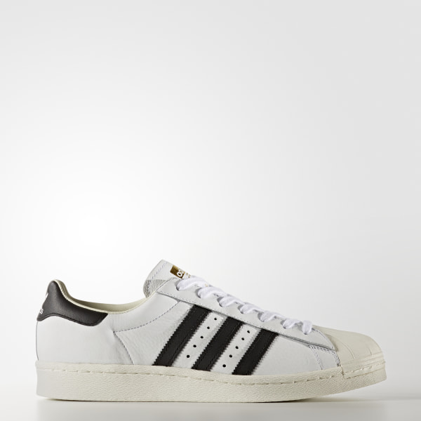 best website 1adf7 a67e7 Tenis Superstar Boost FTWR WHITE CORE BLACK GOLD MET. BB0188