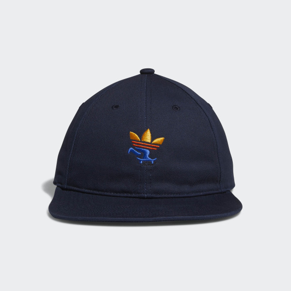 Gorra Six-Panel Push Collegiate Navy DH2579 ac05438f0d4