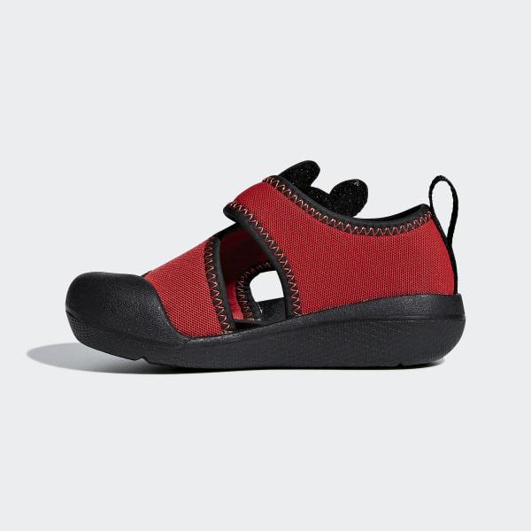 AltaVenture Mickey Shoes Core Black   Active Red   Core Black D96909 6ac3b4626