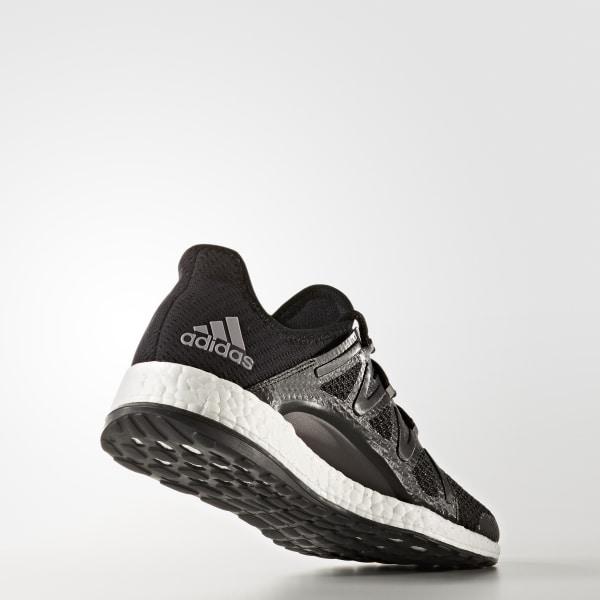 0dd20289e PureBOOST Xpose Shoes Core Black   Core Black   Tech Silver BB6097