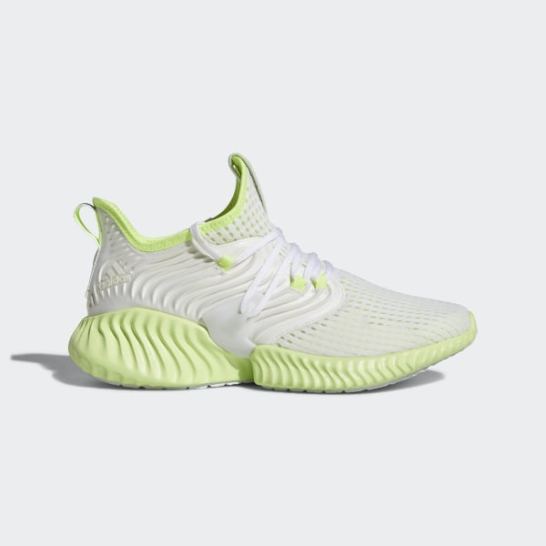 2101138892c4c adidas Alphabounce Instinct Clima Shoes - White