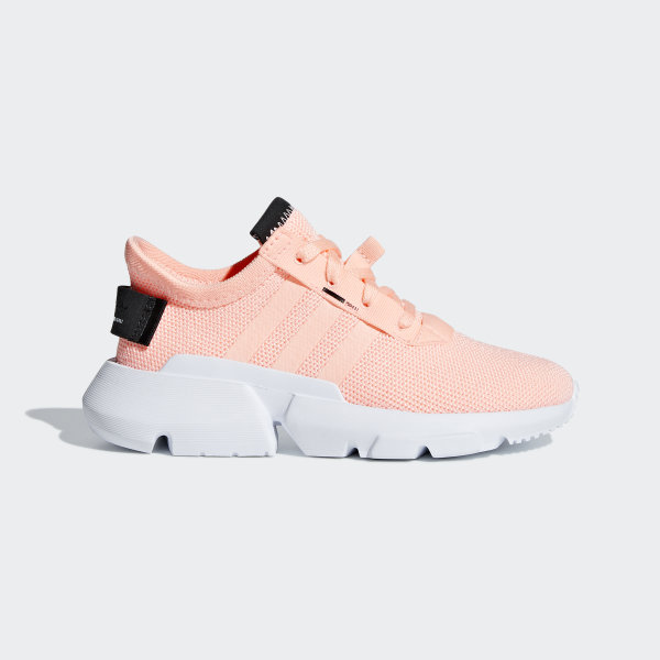 ad6cfa1f016 POD-S3.1 Shoes Clear Orange   Clear Orange   Core Black B42072