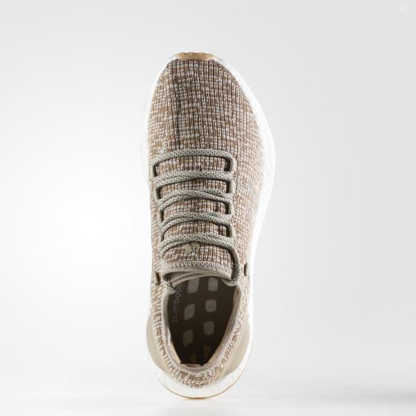 5b97f62cd PureBOOST Shoes Beige   Beige   Trace Khaki S81992