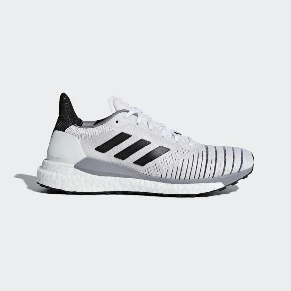 53e58ce65a715 Solar Glide Shoes Ftwr White   Core Black   Grey Three BB6630
