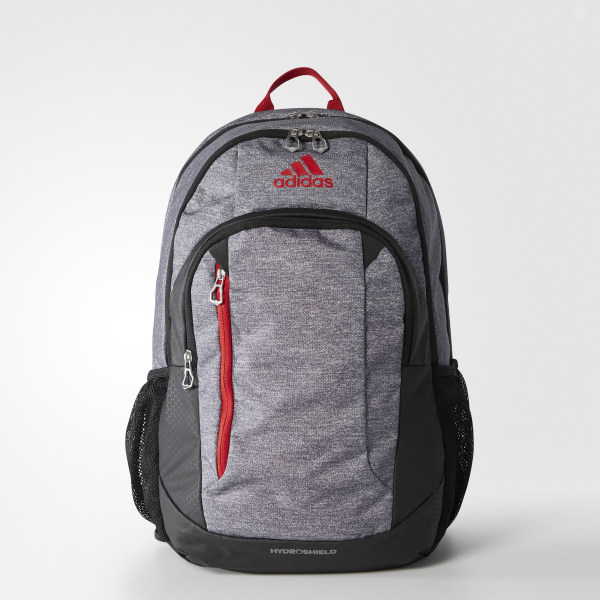 898221857b adidas MISSION BACKPACK - Grey