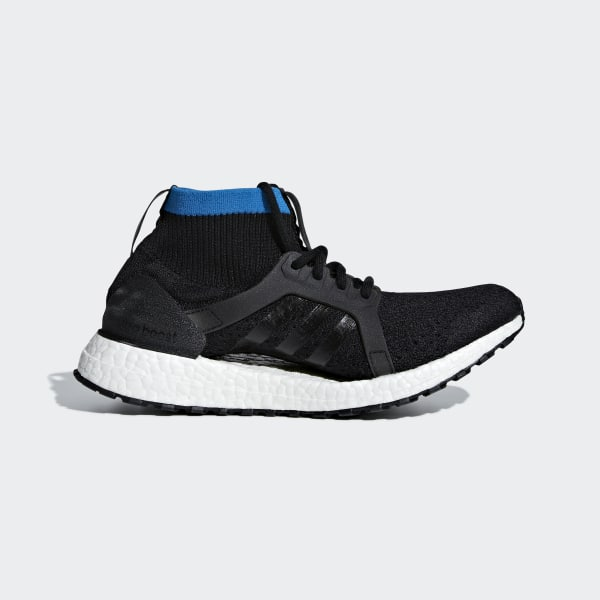 cf9504b444a3e Ultraboost X All Terrain Shoes core black   core black   bright blue BB6519
