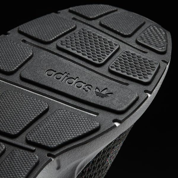 db385e896c6a Swift Run Primeknit Shoes Grey   Grey   Cloud White CG4128