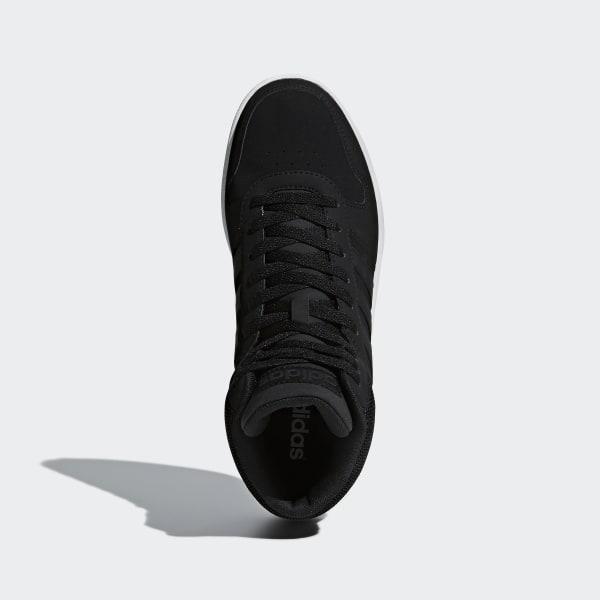 c858ad982ce4 Hoops 2.0 Mid Shoes Core Black   Core Black   Carbon DB0113
