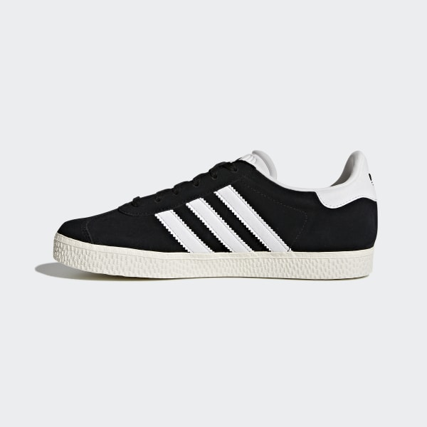 pretty nice 15ae8 fa938 Scarpe Gazelle Core Black   Footwear White   Gold Metallic BB2502