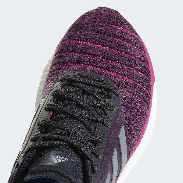 Solar Glide Shoes Carbon   Grey   Real Magenta AQ0335 c1ca9ddfe