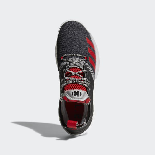 e896fba9b128 Harden Vol. 2 Shoes Core Black Scarlet Mgh Solid Grey AH2123