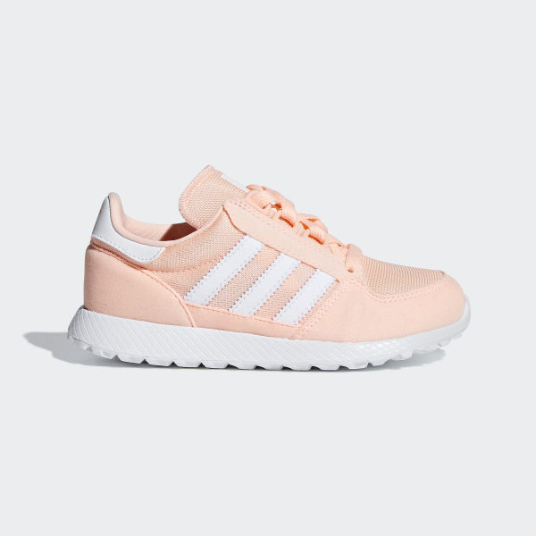 online store dc081 26559 Chaussure Forest Grove Pink  Ftwr White  Clear Orange F34329