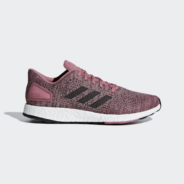 dea508bed8218 Pureboost DPR Shoes Trace Maroon   Carbon   Ash Pearl B75673
