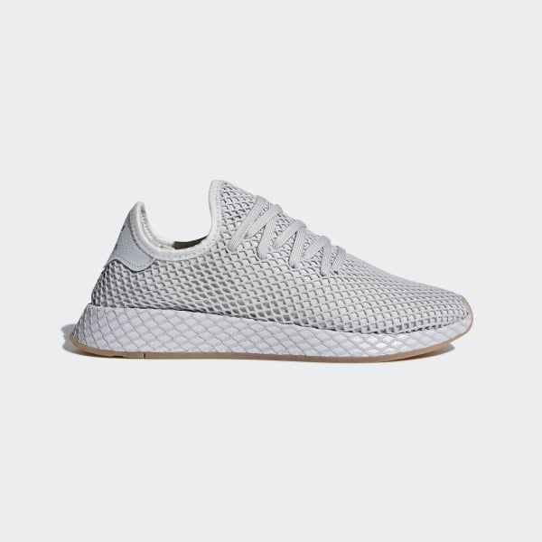0bf0d2ac4261e Deerupt Runner Shoes Grey Three   Lgh Solid Grey   Gum 1 CQ2628