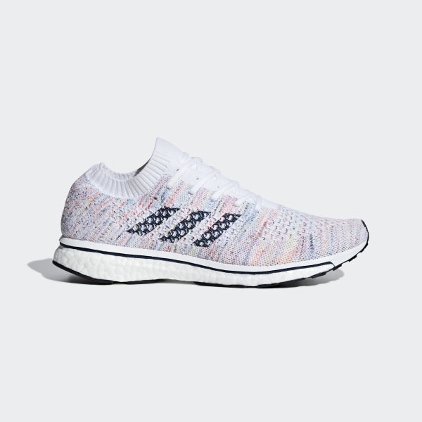 online retailer 2f298 4c91a Adizero Prime LTD Shoes Cloud White  Collegiate Navy  Cloud White AQ0417