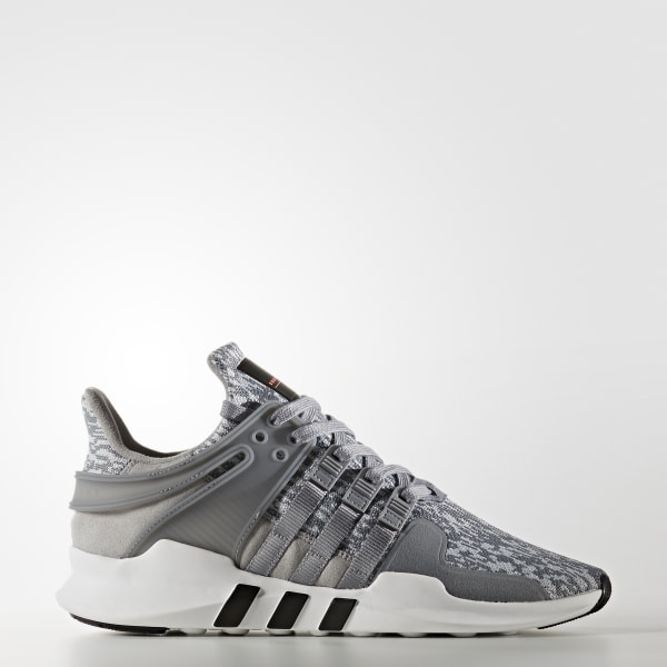more photos 573ae e4262 Tenis EQT Support ADV CLEAR ONIX GREY CORE BLACK BB1306