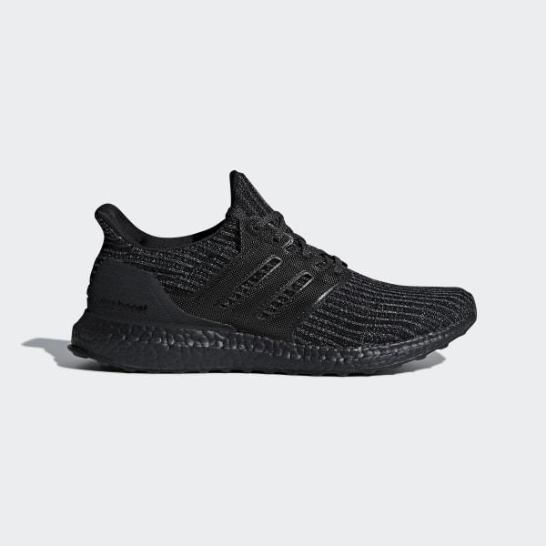 f3c7dd2f8b795 Ultraboost Shoes Core Black   Core Black   Core Black BB6171