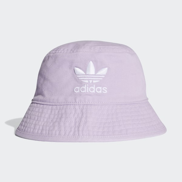 3973e7647eb Adicolor Bucket Hat Purple Glow   White EC5776