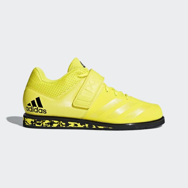 cc9e4180926 Powerlift.3.1 Shoes Shock Yellow   Shock Yellow   Core Black AC7468