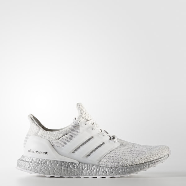 new concept 251e3 3b8da Tenis Ultra Boost CRYSTAL WHITE CRYSTAL WHITE CLEAR BROWN BA8922