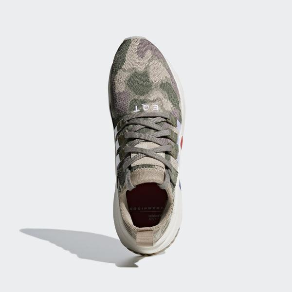 d6ba88a1977 EQT Support Mid ADV Primeknit Shoes Trace Khaki   Steel   Chalk White B37513