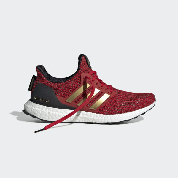 f5ffe8d6251 Ultraboost x Game of Thrones Shoes Scarlet   Gold Met.   Core Black EE3710