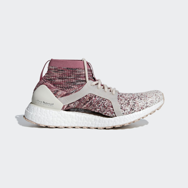 1f50a41391a48 UltraBOOST X All Terrain LTD Clear Brown   Trace Maroon   Chalk Coral AQ0422