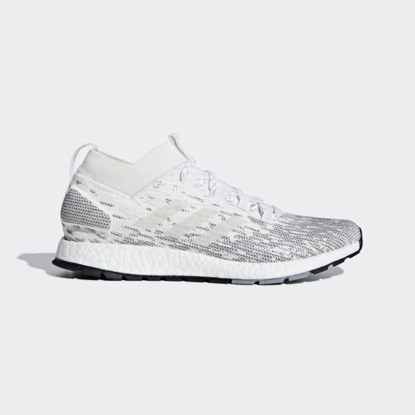 9ce8bcb0bdd2d Pureboost RBL Shoes Cloud White   Raw White   Grey Six F35784
