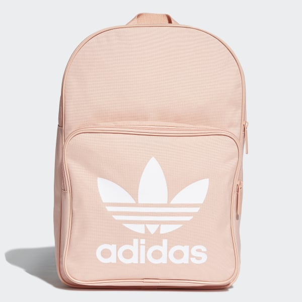 0660c8c772 adidas Classic Trefoil Backpack - Pink