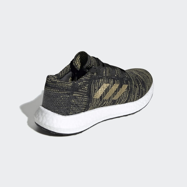 d085eef52 Pureboost Go Shoes Core Black   Gold Met.   Carbon F36346