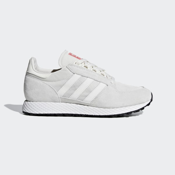 9a1569dda1dc1 Forest Grove Shoes Cloud White   Cloud White   Shock Red CM8418