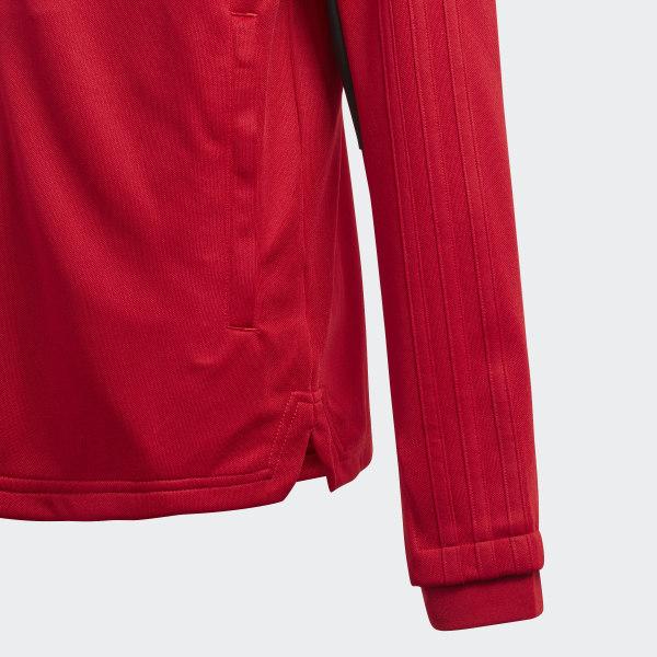d047e98de35a Condivo 18 Training Jacket Power Red   Black   White ED5917