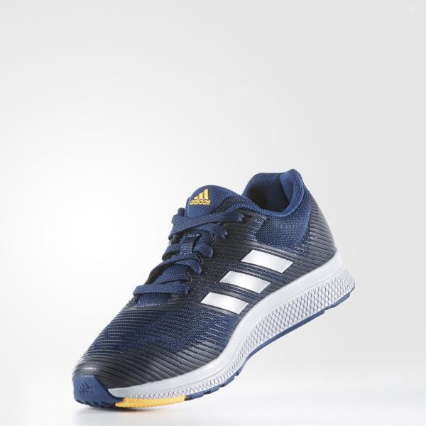 25c4a8ec713 Mana Bounce 2.0 Shoes Mystery Blue Silver Metallic Solar Gold BB7106