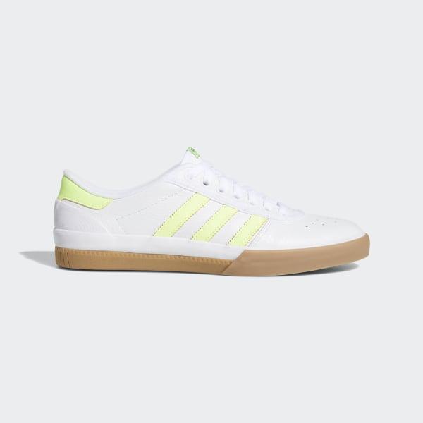 size 40 9098c 62787 Lucas Premiere Shoes Ftwr White  Hi-Res Yellow  Gum4 DB3083