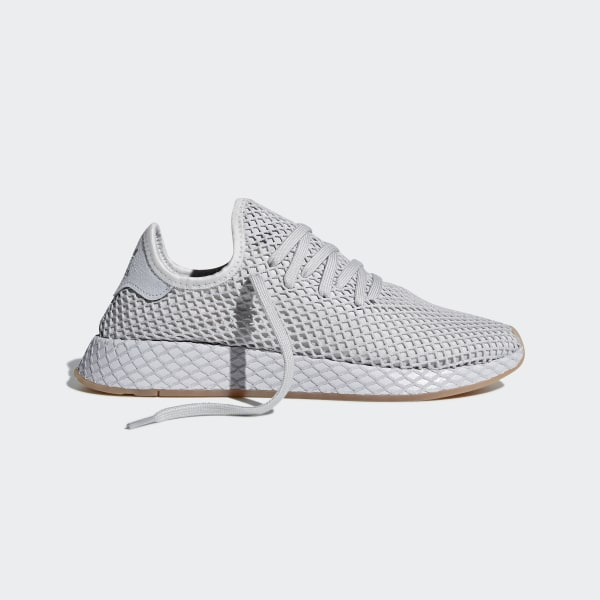 the latest f803d c5ca2 Deerupt Runner Shoes Grey ThreeLgh Solid GreyGum 1 CQ2628
