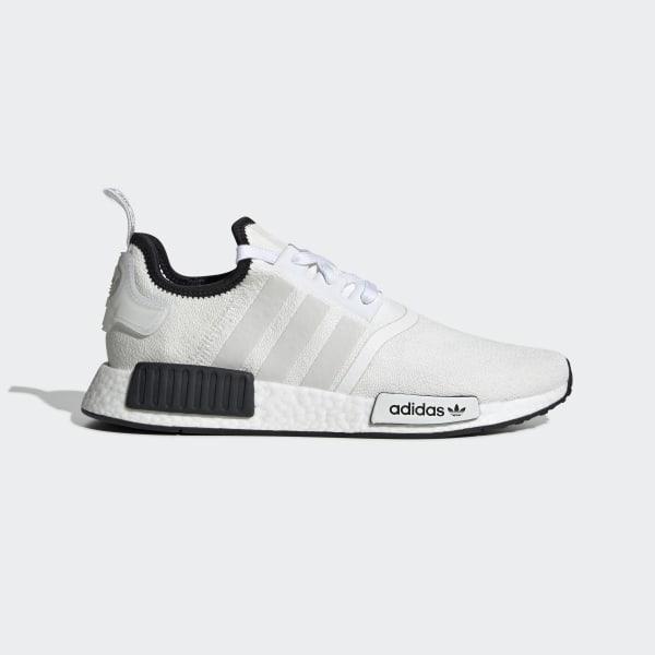 9f42d23e7b40 NMD R1 Shoes Ftwr White   Ftwr White   Core Black DB3587